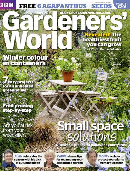 BBC Gardeners World October 27, 2015 00:00