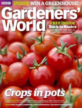 BBC Gardeners World May 2016