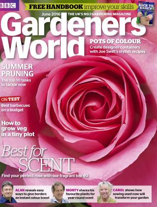 BBC Gardeners World June 2016