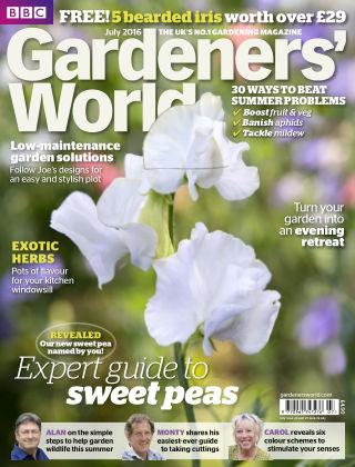 BBC Gardeners World July 2016