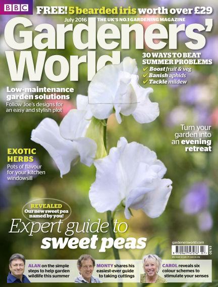 BBC Gardeners World June 29, 2016 00:00