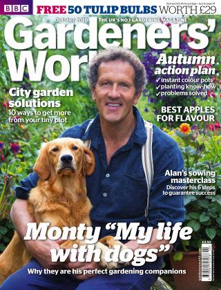 BBC Gardeners World October 2016