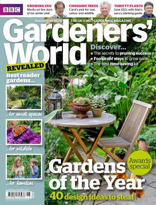 BBC Gardeners World November 2016