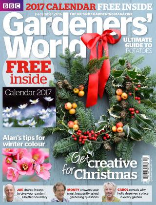 BBC Gardeners World December 2016