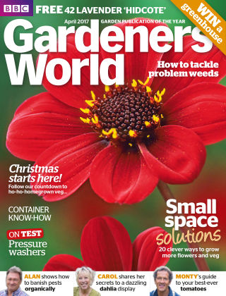 BBC Gardeners World Magazine April 2017