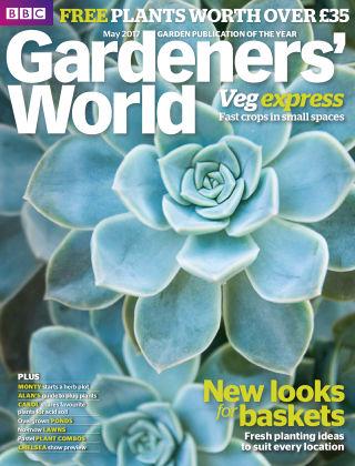 BBC Gardeners World May 2017