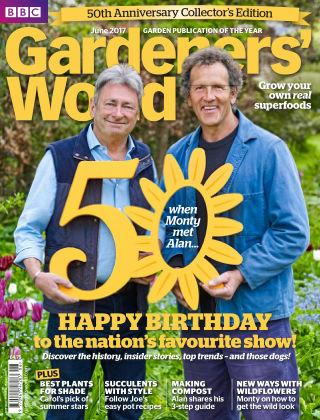 BBC Gardeners World June 2017