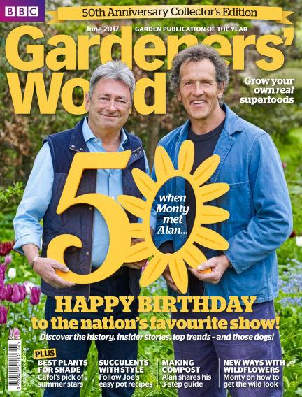 BBC Gardeners World May 31, 2017 00:00