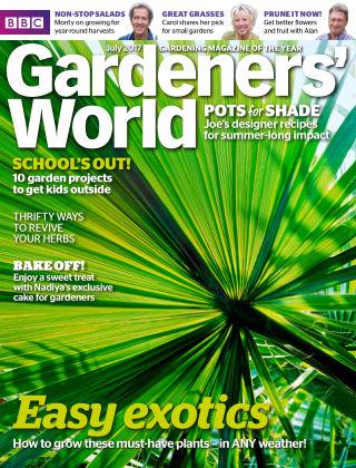 BBC Gardeners World July 2017