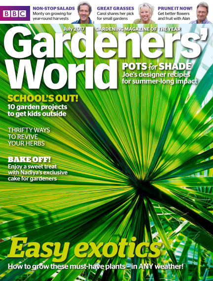 BBC Gardeners World June 28, 2017 00:00
