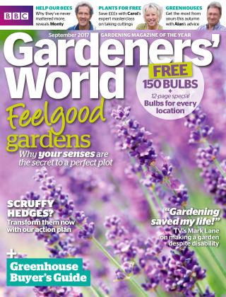 BBC Gardeners World September 2017