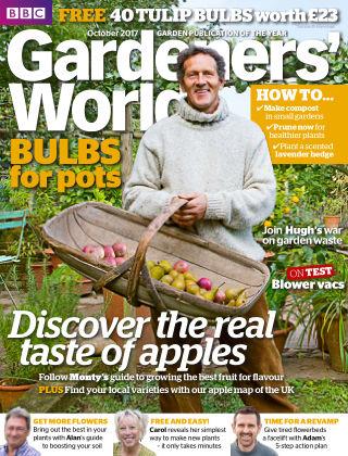 BBC Gardeners World October 2017