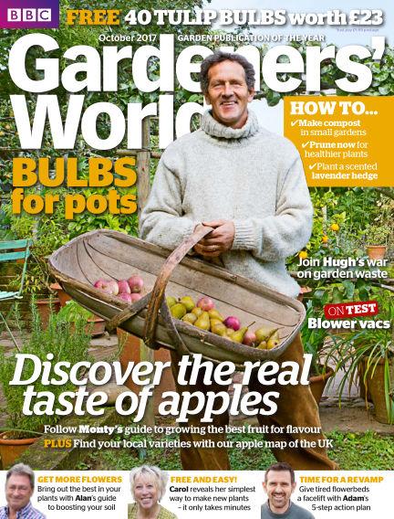 BBC Gardeners World September 27, 2017 00:00