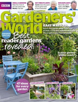 BBC Gardeners World November 2017