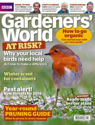 BBC Gardeners World January 2018