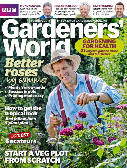 BBC Gardeners World January 24, 2018 00:00