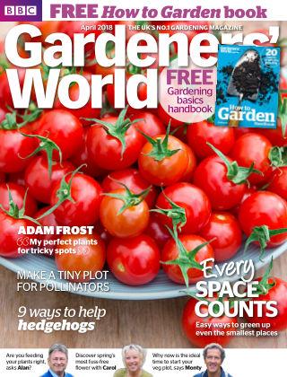 BBC Gardeners World April 2018