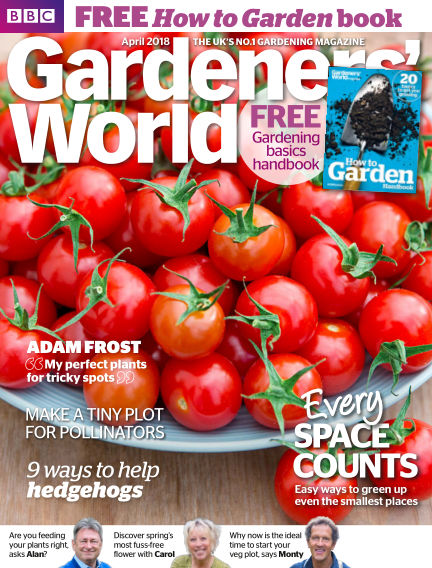 BBC Gardeners World March 22, 2018 00:00