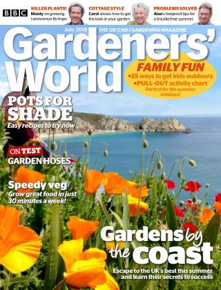 BBC Gardeners World July 2018
