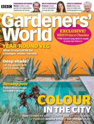 BBC Gardeners World August 2018