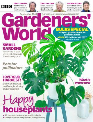 BBC Gardeners World September2018