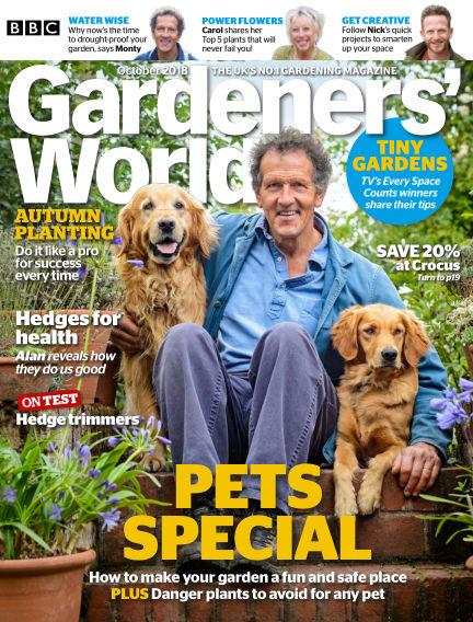 BBC Gardeners World September 18, 2018 00:00