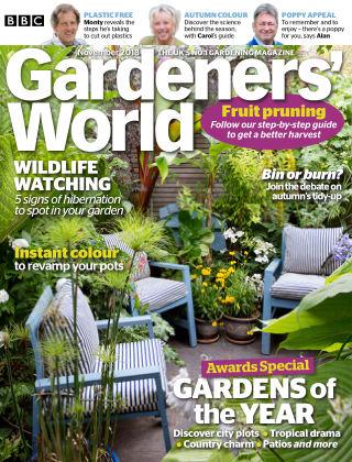 BBC Gardeners World November2018