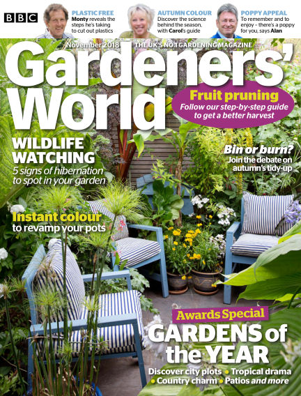 BBC Gardeners World October 17, 2018 00:00