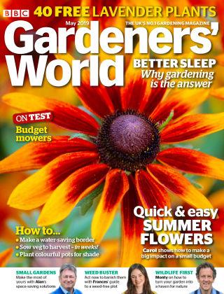 BBC Gardeners World May2019
