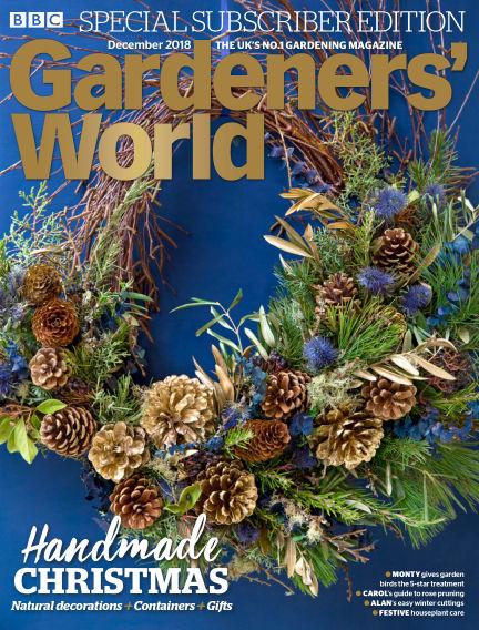BBC Gardeners World November 16, 2018 00:00