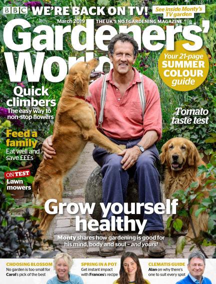 BBC Gardeners World February 21, 2019 00:00