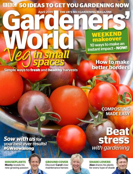 BBC Gardeners World March 21, 2019 00:00