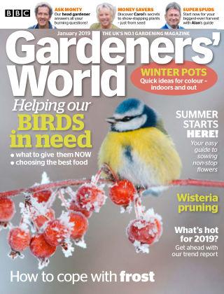 BBC Gardeners World January2019