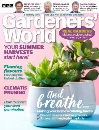 BBC Gardeners World February2019