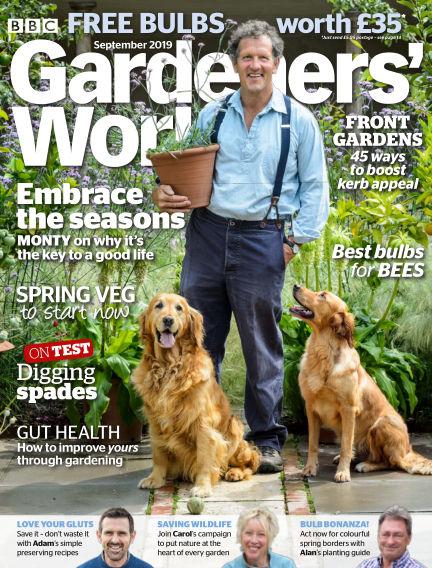 BBC Gardeners World September 22, 2019 00:00
