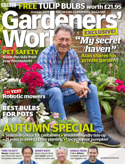 BBC Gardeners World September 26, 2019 00:00