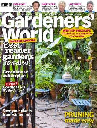 BBC Gardeners World November2019