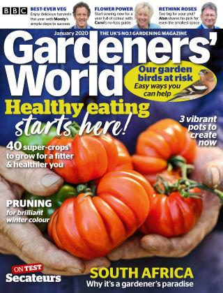 BBC Gardeners World January2020