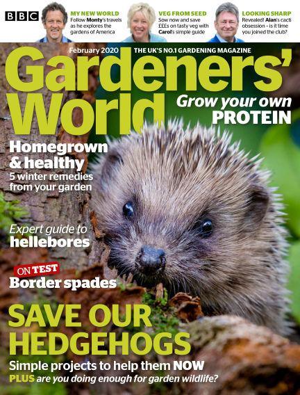 BBC Gardeners World January 23, 2020 00:00