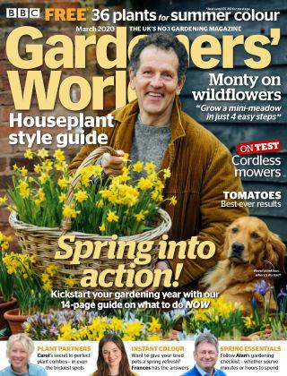 BBC Gardeners World March2020