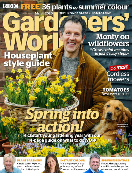 BBC Gardeners World February 20, 2020 00:00