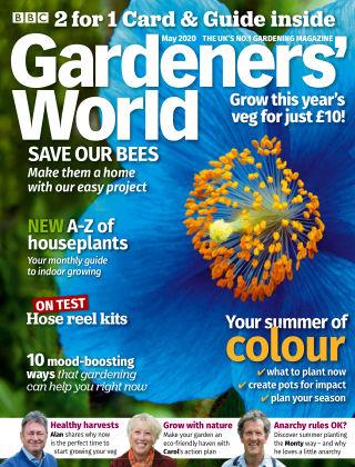 BBC Gardeners World May2020