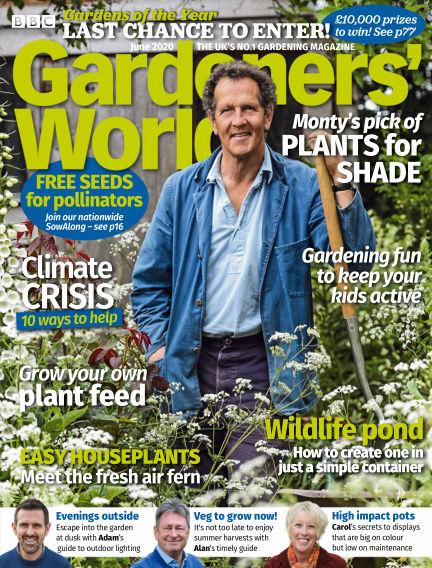 BBC Gardeners World May 28, 2020 00:00