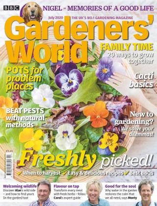 BBC Gardeners World July2020