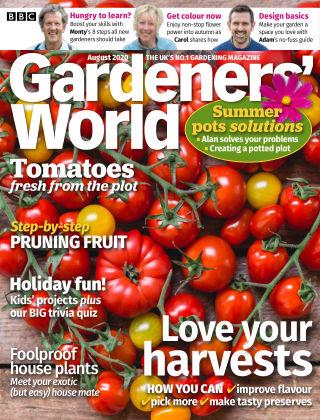 BBC Gardeners World August2020