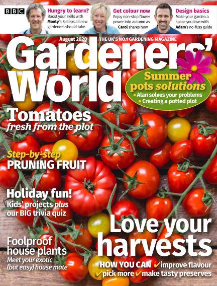 BBC Gardeners World July 23, 2020 00:00