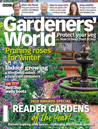 BBC Gardeners World November2020