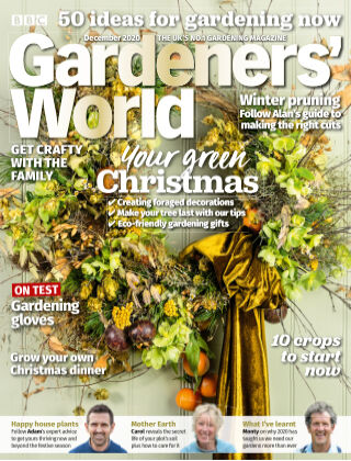 BBC Gardeners World December2020