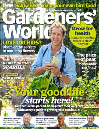 BBC Gardeners World January2021