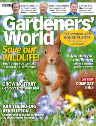 BBC Gardeners World February2021